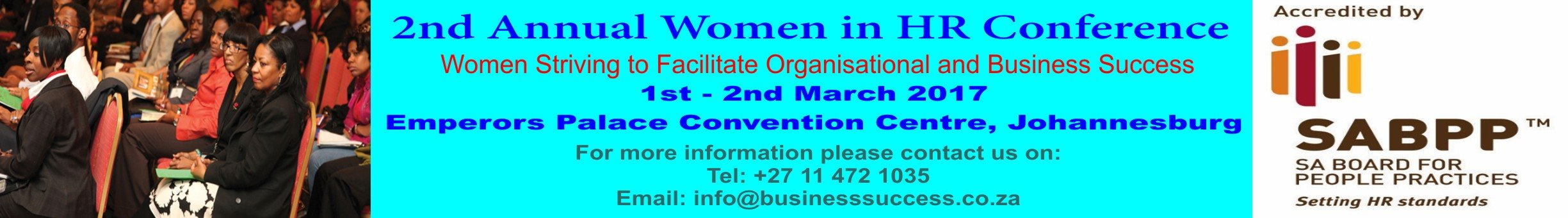 Women in HR Banner